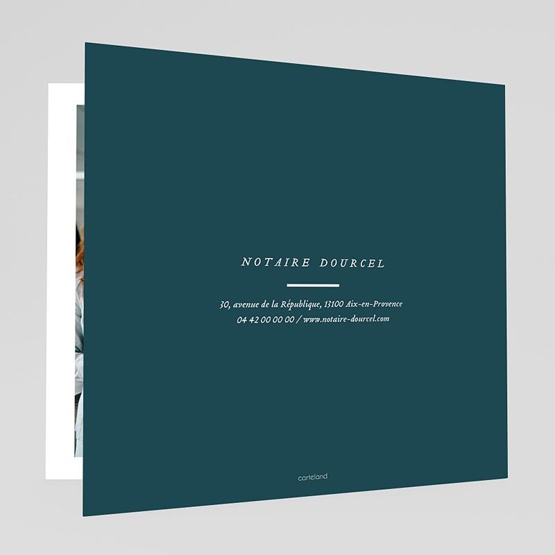 Carte de Voeux Professionnelle - Notaires 70761 thumb