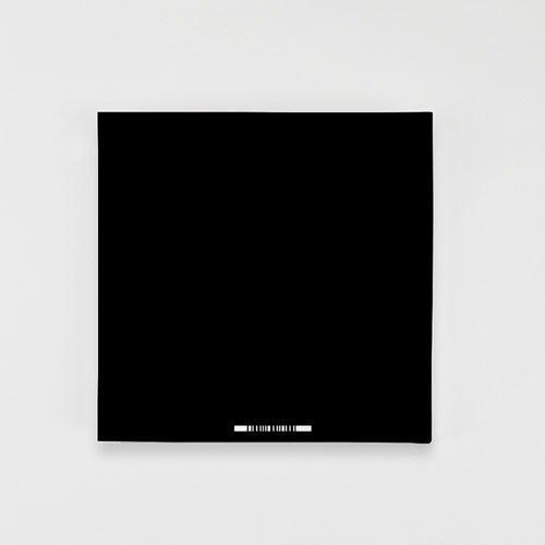 Livre Photo Carré 20 x 20 Luxe noir pas cher