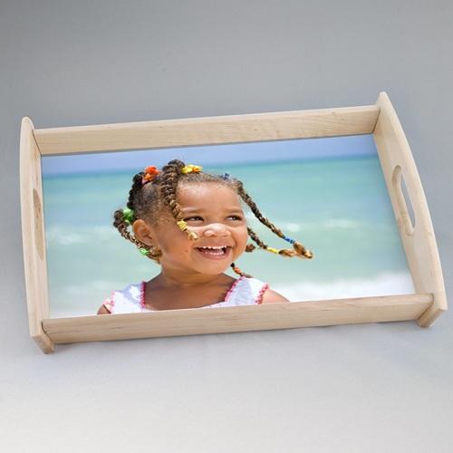 Plateaux personnalisés avec photos - Grand Format - 29 cm x 43 cm 7096