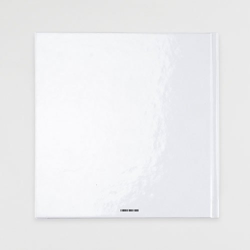 Livre-Photo Carré 30 x 30 Douceur blanche pas cher