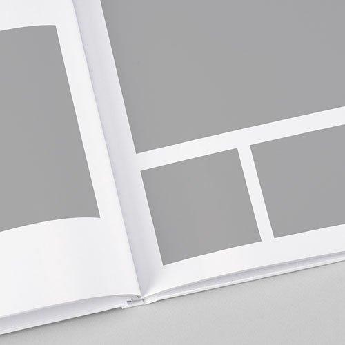 Livre-Photo Carré 30 x 30 - Douceur blanche 70995 thumb