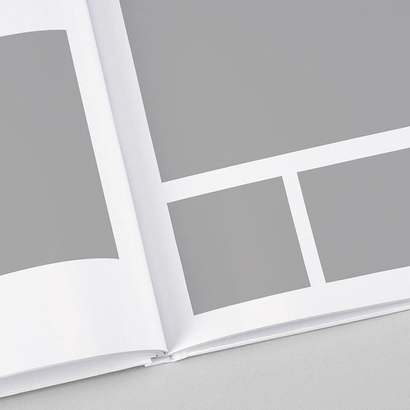 Livre-Photo Carré 30 x 30 - Douceur blanche 70996 thumb