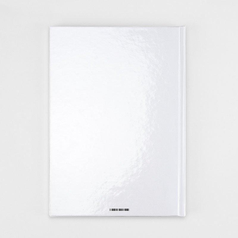Livre Photo A4 Portrait Douceur blanche pas cher