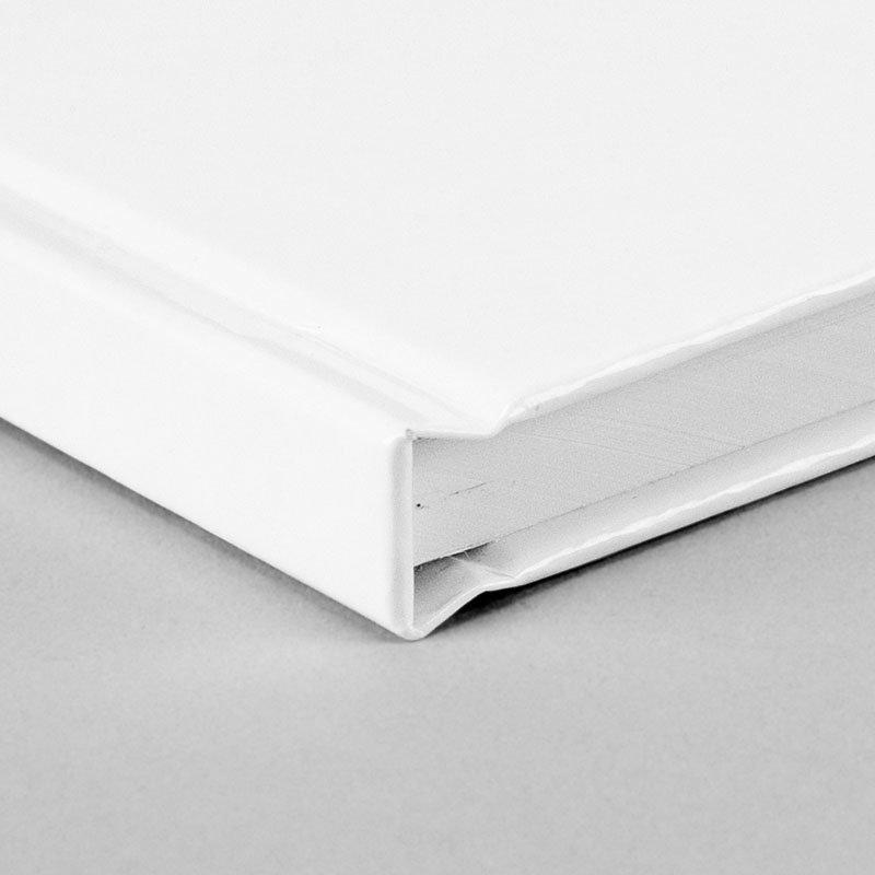 Livre-Photo A4 Portrait - Douceur blanche 71002 thumb