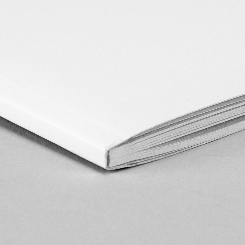 Livre-Photo A4 Portrait - Douceur blanche 71003 thumb