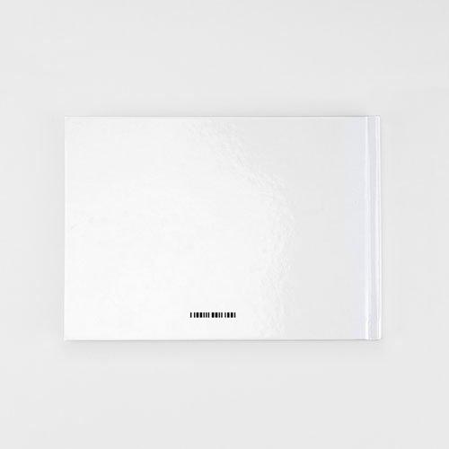 Livre Photo A5 Paysage Douceur blanche pas cher