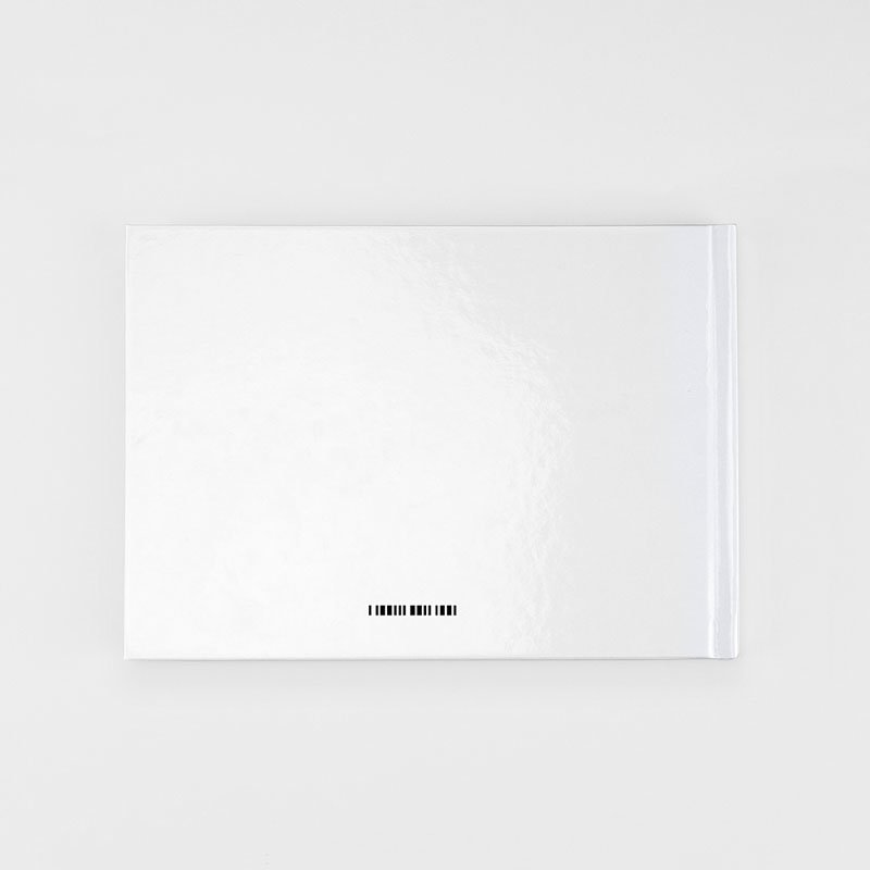 Livre-Photo A5 paysage Douceur blanche pas cher