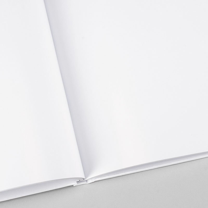 Livre Photo A5 Paysage Douceur blanche