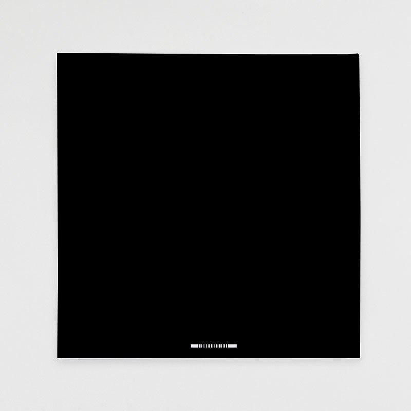 Livre Photo Carré 30 x 30 Luxe noir pas cher