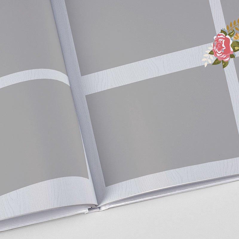 Livre Photo A4 Paysage Mariage Bohème