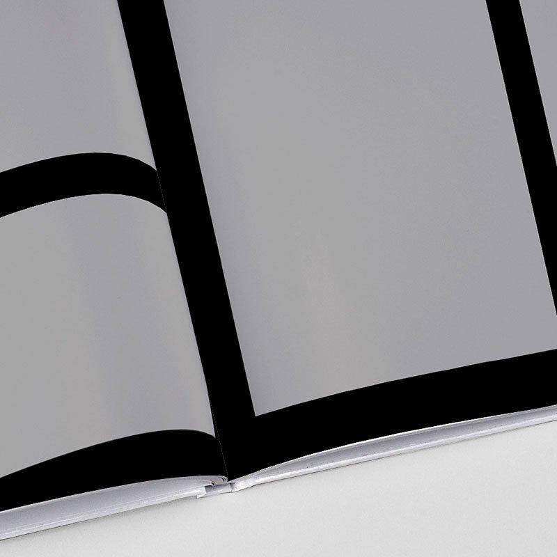 Livre Photo A4 Paysage Luxe noir