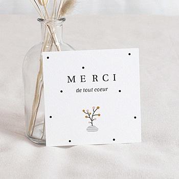 Carte remerciement naissance garçon Lama Aquarelle