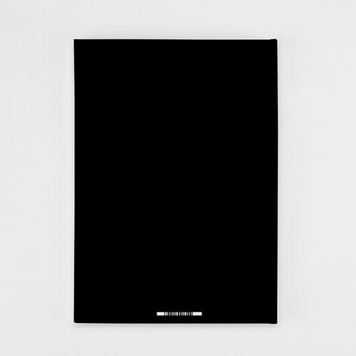 Livre-Photo A4 Portrait - Luxe noir 71600 thumb