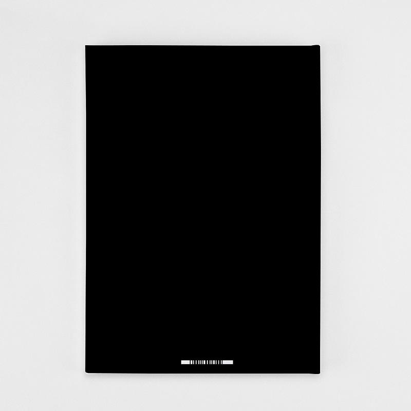 Livre Photo A4 Portrait Luxe noir pas cher