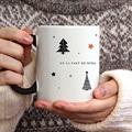 Mug Personnalisé Noël Bonnet tricoté gratuit