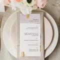 Menu Mariage Rose Quartz gratuit