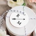 Etiquette Cadeau Mariage Flèche Boho gratuit