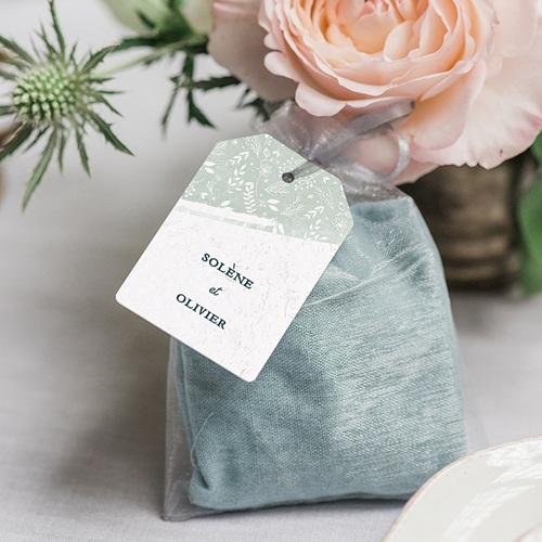Etiquette Cadeau Mariage Moisson de printemps gratuit