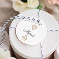 Etiquette Cadeau Mariage Minéral gratuit