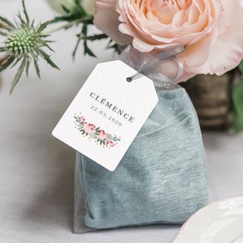 Etiquette Cadeau Naissance Lili-Rose gratuit