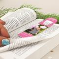 Marque-Page Aluminium Personnalisé Mots d'écolier gratuit