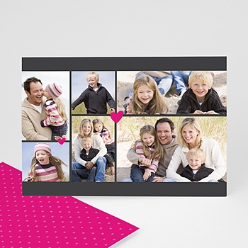 Cartes Multi-photos 3 & + - Multi-photos - 3
