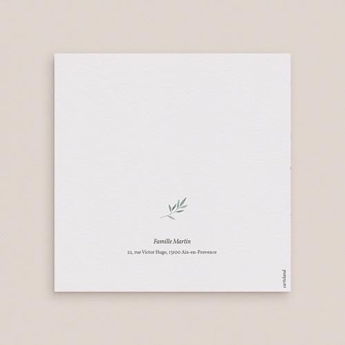 Faire-Part Naissance Fille - Noel Liberty 72385 thumb