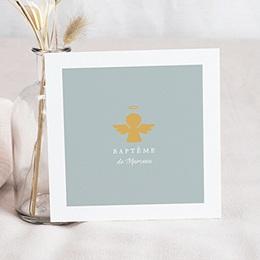 Faire-Part Baptême Evangile