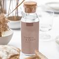 Étiquette bouteille mariage vin Blush Duo gratuit