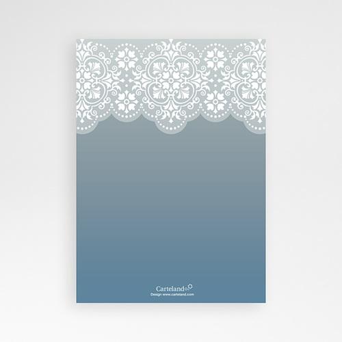 Faire-Part Baptême Garçon Azulejos pas cher