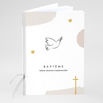 Achat livret messe baptême façon picasso