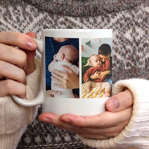 Mug Personnalisé Photo La ronde des photos gratuit