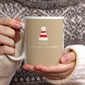 Mug Personnalisé Photo Grande lessive de Noel ! gratuit