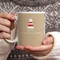 Mug Grande lessive de Noel ! gratuit