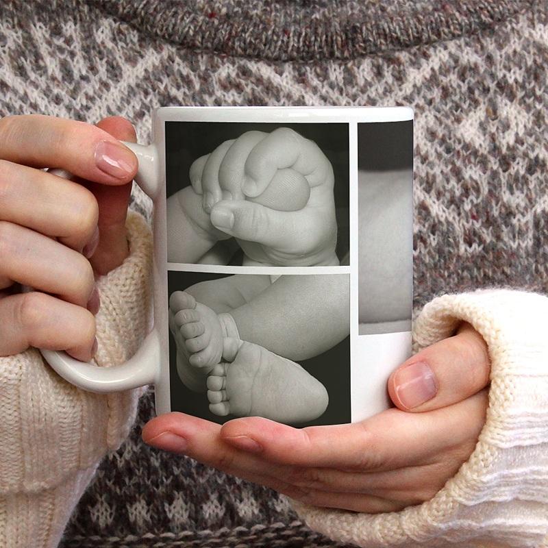 Mug Personnalisé Photo  3 belles photos gratuit