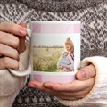 Mug Personnalisé Photo Eau de Rose gratuit