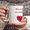 Mug Amour toujours gratuit