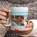 Mug Personnalisé Photo Baptême multi-photos gratuit