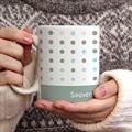 Mug Trinquons - bleu gratuit