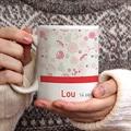 Mug Personnalisé - A nos Amours 75313 thumb