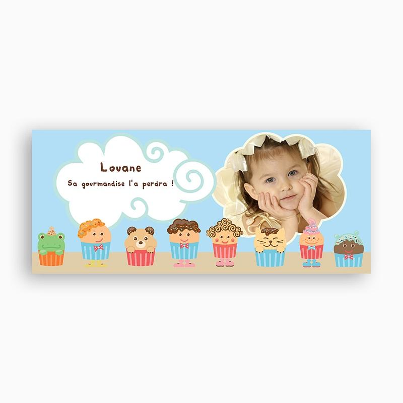 Mug personnalisé photo  Cupcakes  pas cher