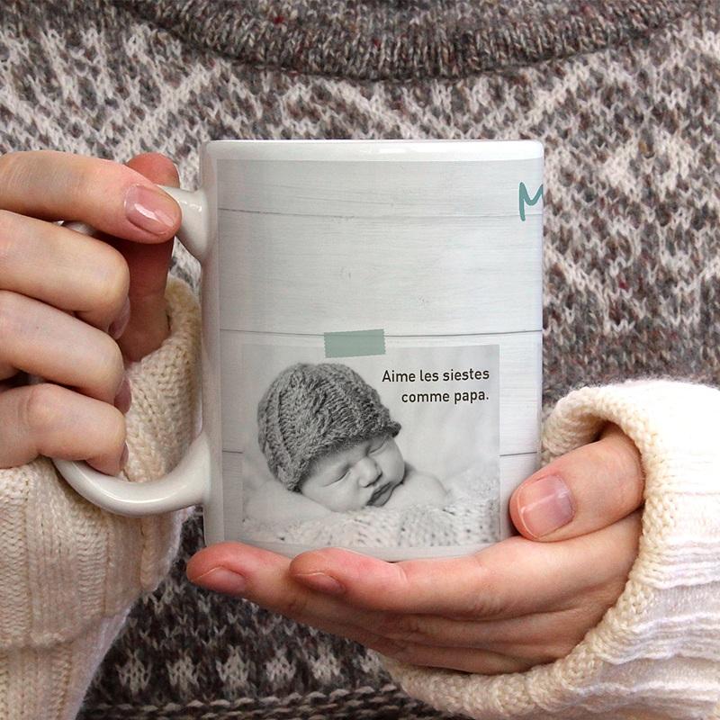Mug Personnalisé - Petit Bonhomme 75385 thumb