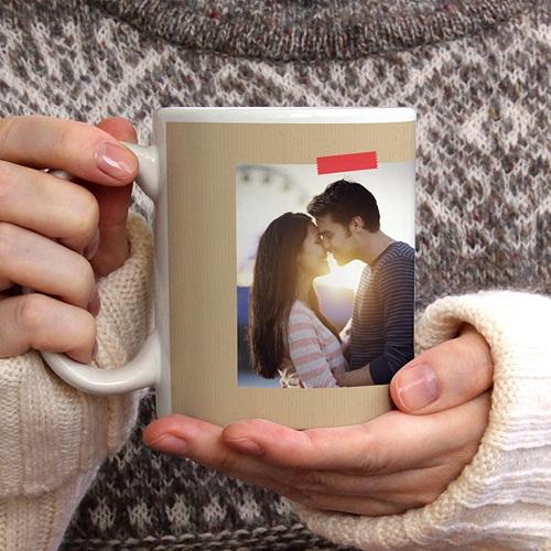 Mug Personnalisé Photo My Valentine gratuit