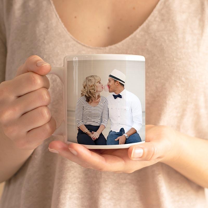 Mug Personnalisé Photo Tasse de café gratuit