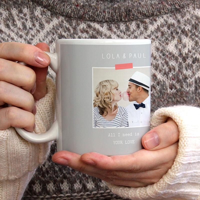 Mug Histoire d'amour gratuit