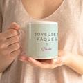 Mug Personnalisé Photo Oreilles de lapin gratuit