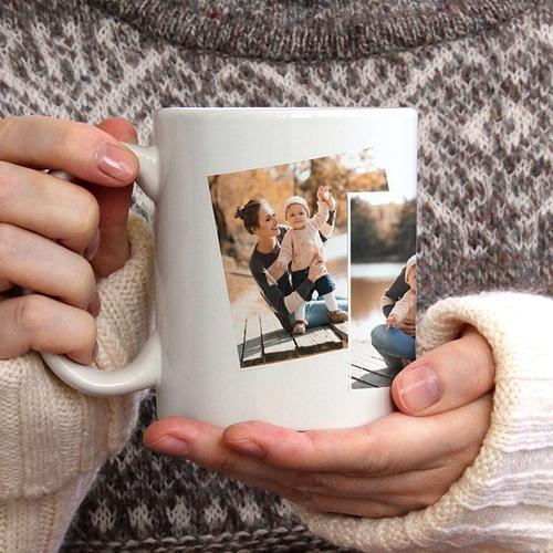 Mug Personnalisé Photo La meilleure maman gratuit