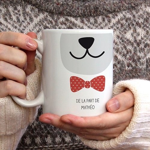 Mug Personnalisé - Papa Ours 75461 thumb