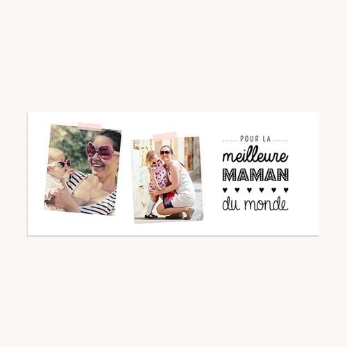 Mug Personnalisé Fête des Mères Idée cadeau Pour la meilleure maman du monde pas cher