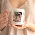 Mug Personnalisé Fête des Mères Idée cadeau Pour la meilleure maman du monde gratuit